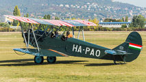 HA-PAO - Private Polikarpov PO-2 / CSS-13 aircraft