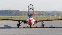 3H2006 - Poland - Air Force: White & Red Iskras PZL TS-11 Iskra aircraft