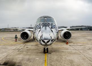 P4-KHA - Air Astana Embraer ERJ-190-E2