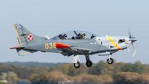 038 - Poland - Army PZL 130 Orlik TC-1 / 2 aircraft
