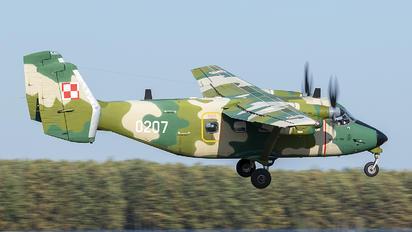 0207 - Poland - Army PZL M-28 Bryza