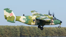 0207 - Poland - Army PZL M-28 Bryza aircraft