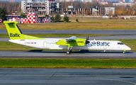 YL-BBW - Air Baltic de Havilland Canada DHC-8-400Q / Bombardier Q400 aircraft