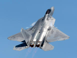 08-4161 - USA - Air Force Lockheed Martin F-22A Raptor
