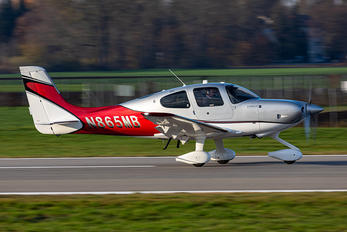 N865MB - Private Cirrus SR22T