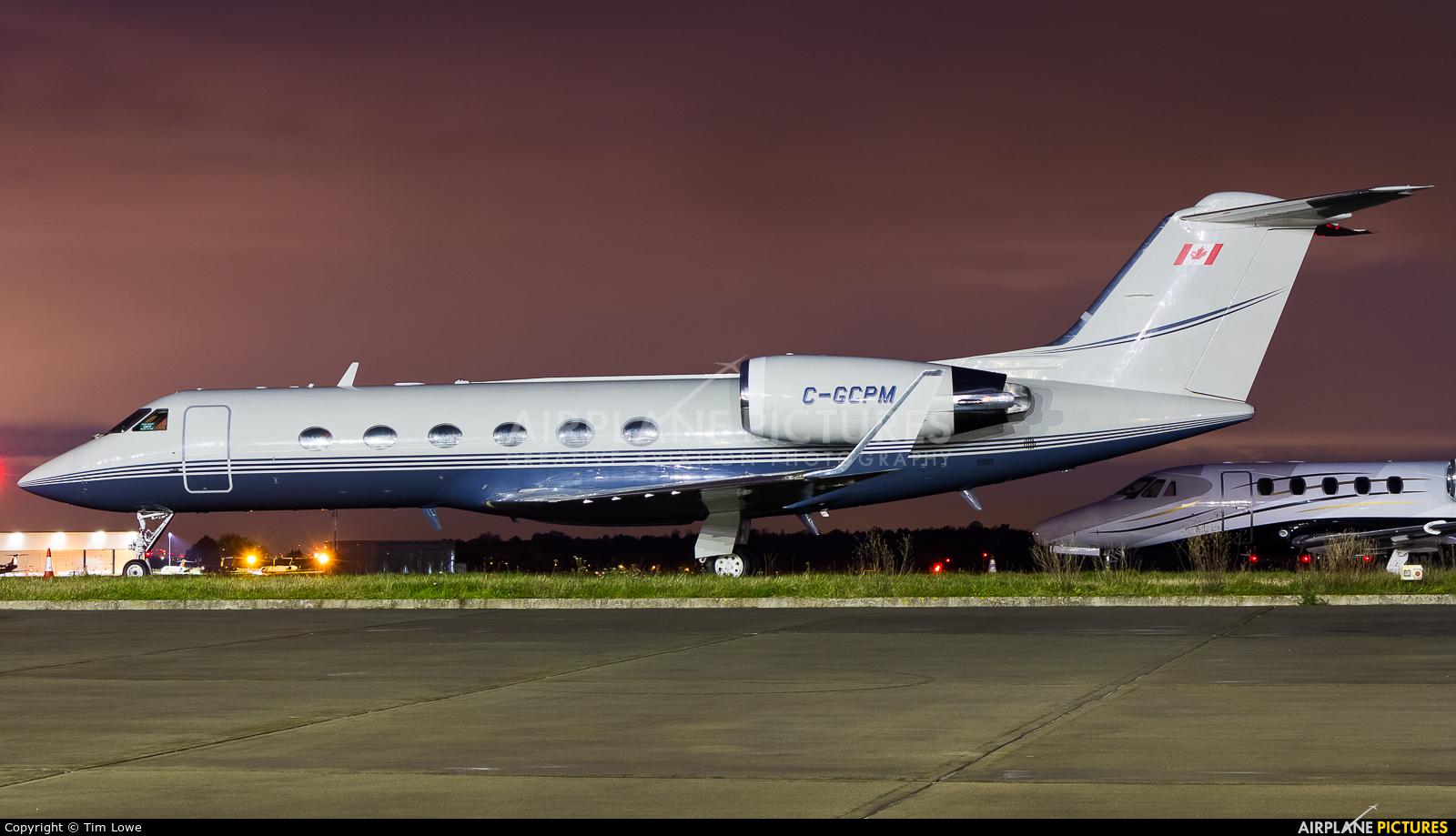 Private C-GCPM aircraft at Biggin Hill