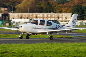 OO-JFT - Private Cirrus SR-22 -GTS