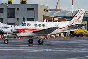 D-IEAH - Private Beechcraft 90 King Air aircraft