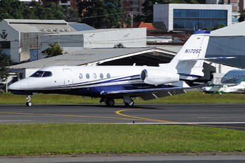 N1705C - Private Cessna 680A Latitude