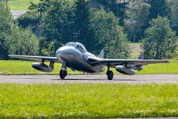 HB-RVF - FFA Museum de Havilland DH.115 Vampire T.55