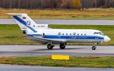 RA-88231 - Vologda Air Enterprise Yakovlev Yak-40