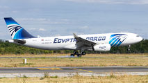 SU-GCJ - Egyptair Cargo Airbus A330-200F aircraft