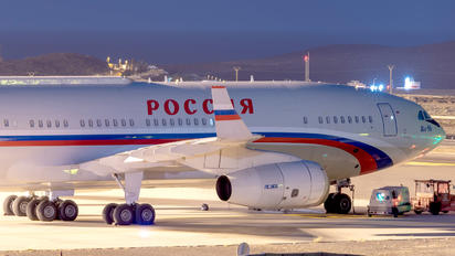 RA-96021 - Rossiya Special Flight Detachment Ilyushin Il-96
