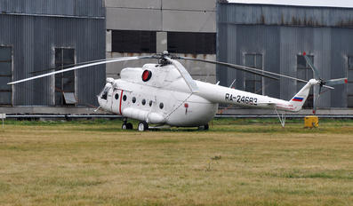 RA-24683 - Aviashelf Mil Mi-8T