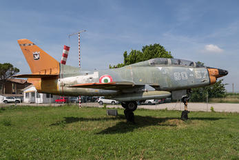 MM6357 - Italy - Air Force Fiat G91T