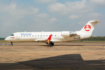 ZP-CRJ - Amaszonas Bombardier CRJ-200ER