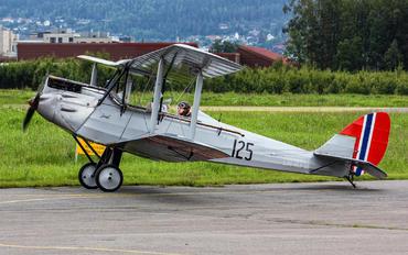 LN-KFM - Private de Havilland DH. 60 Moth