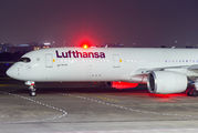 D-AIXO - Lufthansa Airbus A350-900 aircraft