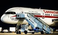 Honeywell Boeing 757 visited Helsinki title=