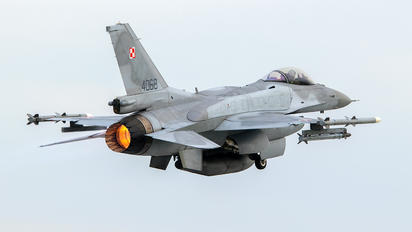 4068 - Poland - Air Force Lockheed Martin F-16C Jastrząb