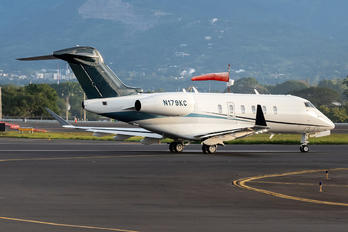 N179KC - Private Bombardier BD-100 Challenger 300 series