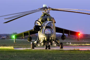 728 - Poland - Air Force Mil Mi-24V