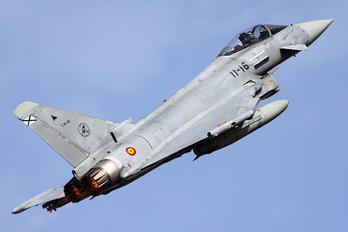C.16-40 - Spain - Air Force Eurofighter Typhoon