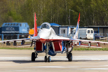 "08 - Russia - Air Force ""Strizhi"" Mikoyan-Gurevich MiG-29"