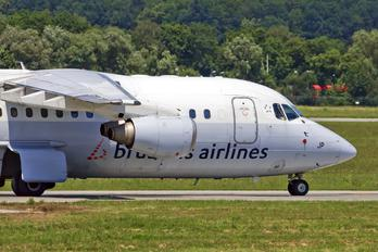 OO-DJP - Brussels Airlines British Aerospace BAe 146-200/Avro RJ85