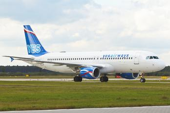 SP-IAA - Yes Airways Airbus A320