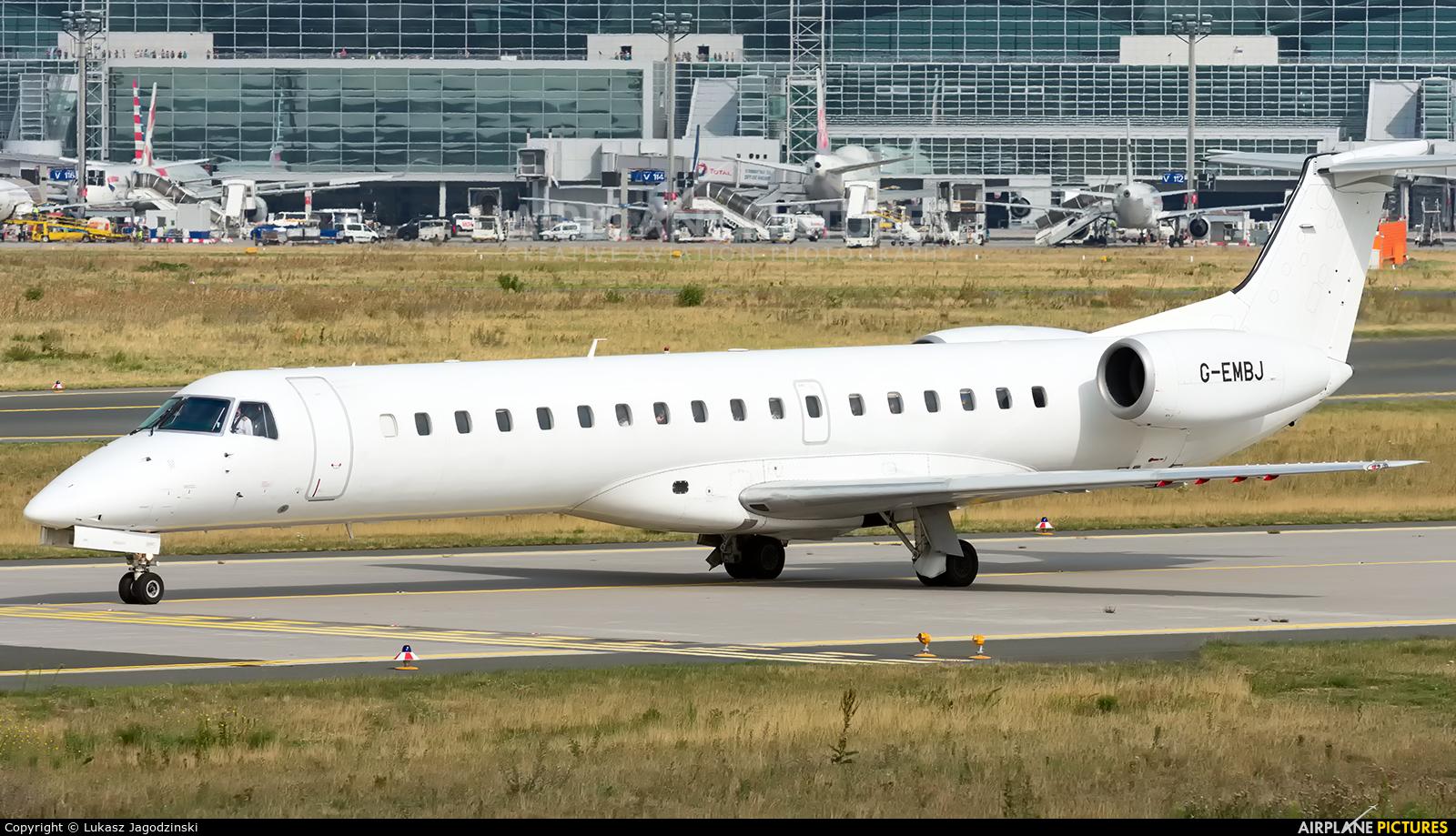 BMI Regional G-EMBJ aircraft at Frankfurt