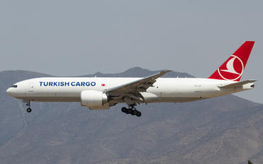 TC-LJP - Turkish Airlines Boeing 777F