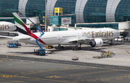 A6-EGM - Emirates Airlines Boeing 777-300ER aircraft