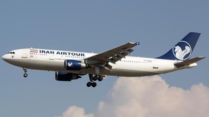 EP-MNM - Mahan Air Airbus A300F4-605R