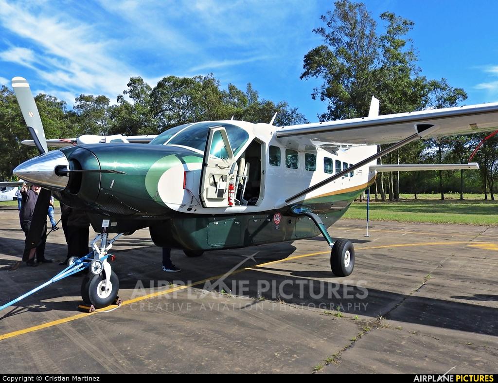 Private LV-FPR aircraft at Reconquista - Daniel Jurkic