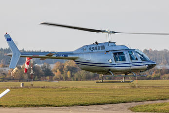 OM-XRB - Aerial Helicopter Agusta / Agusta-Bell AB 206A & B