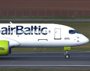 - - Air Baltic Airbus A220-300