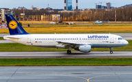 D-AIPE - Lufthansa Airbus A320 aircraft