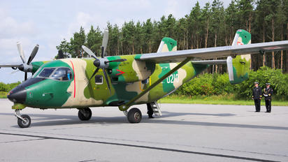 0210 - Poland - Air Force PZL M-28 Bryza