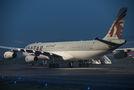 Qatar Amiri Flight Airbus A340 visited Zurich