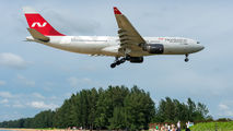 VP-BYU - Nordwind Airlines Airbus A330-200 aircraft