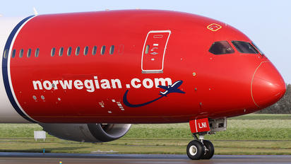 LN-LNI - Norwegian Long Haul Boeing 787-9 Dreamliner