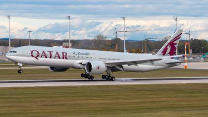 A7-BEM - Qatar Airways Boeing 777-300ER