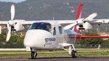 CS-EBX - Sevenair Tecnam P2006T aircraft