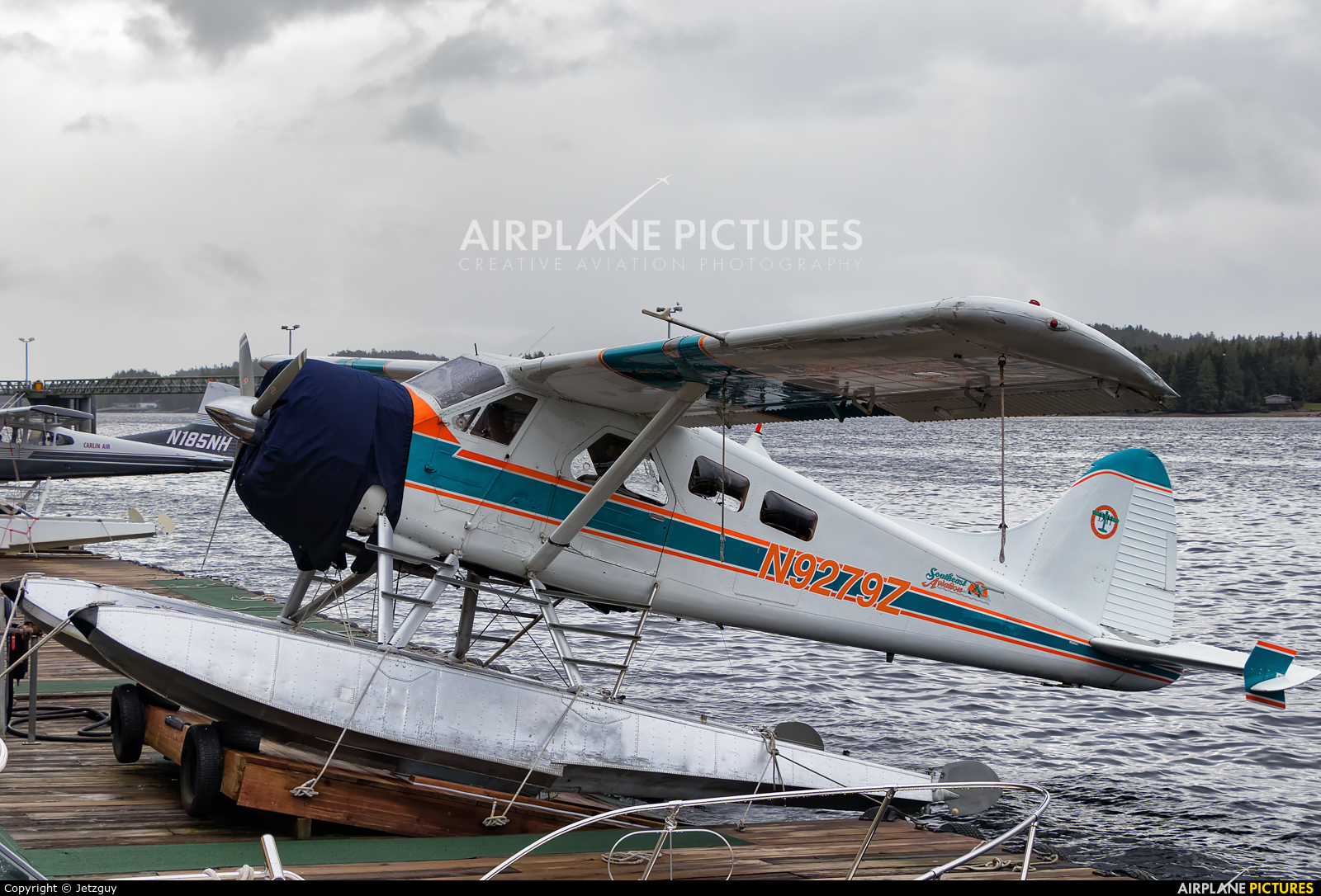 Private N9279Z aircraft at Ketchikan