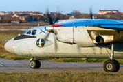 17 - Russia - Navy Antonov An-26 (all models) aircraft
