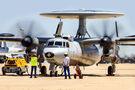 France - Navy Grumman E-2C Hawkeye 02 at Zaragoza airport