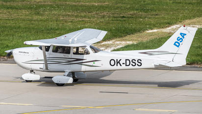 OK-DSS - DSA - Delta System Air Cessna 172 Skyhawk (all models except RG)