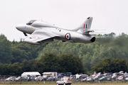 XL577 - Midair Squadron Hawker Hunter T.7 aircraft
