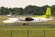 YL-BAV - Air Baltic Fokker 50 aircraft